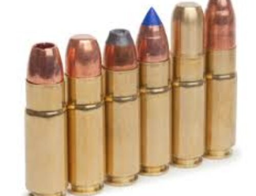 How Much Ammunition Is Enough?