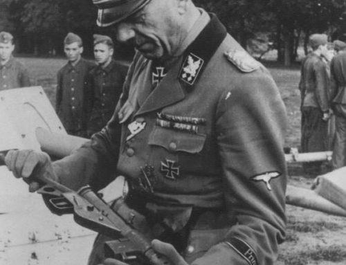 SS-Gruppenführer Artur Phleps