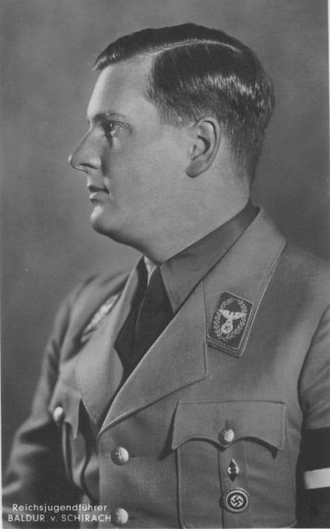 Hitler Youth Leader