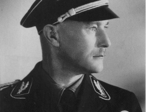 SS-Oberführer Heinrich Deubel, Dachau & Columbia Haus