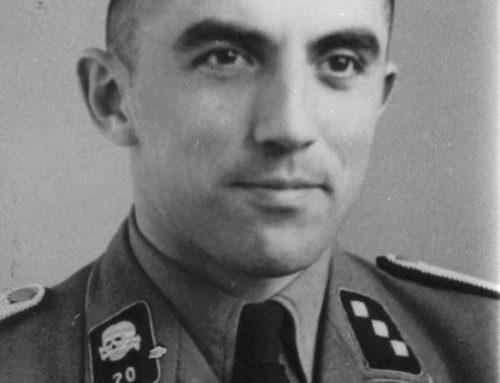 SS-Sturmbannführer Paul Werner Hoppe, Stutthof & Oranienburg