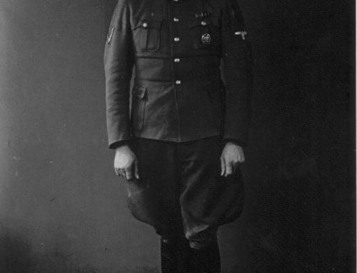 SS-Sturmbannführer Richard Baer, Dachau, Columbia Haus, Neuengamme, Auschwitz & Dora