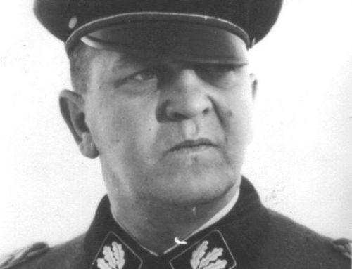 Theodor Eicke, Kommandant at Dachau