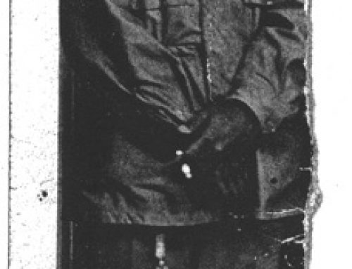 Charles Robinson — Hanged