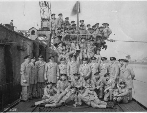 Complete Crew of U-25