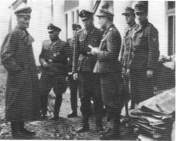 Sonderkommando Dirlewanger, 36th Waffen-SS Division, Warsaw Uprising