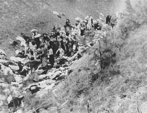 Einsatzkommando Victims at Babi Yar