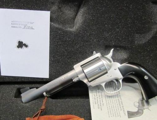 Freedom Arms Model 97 .45 Colt