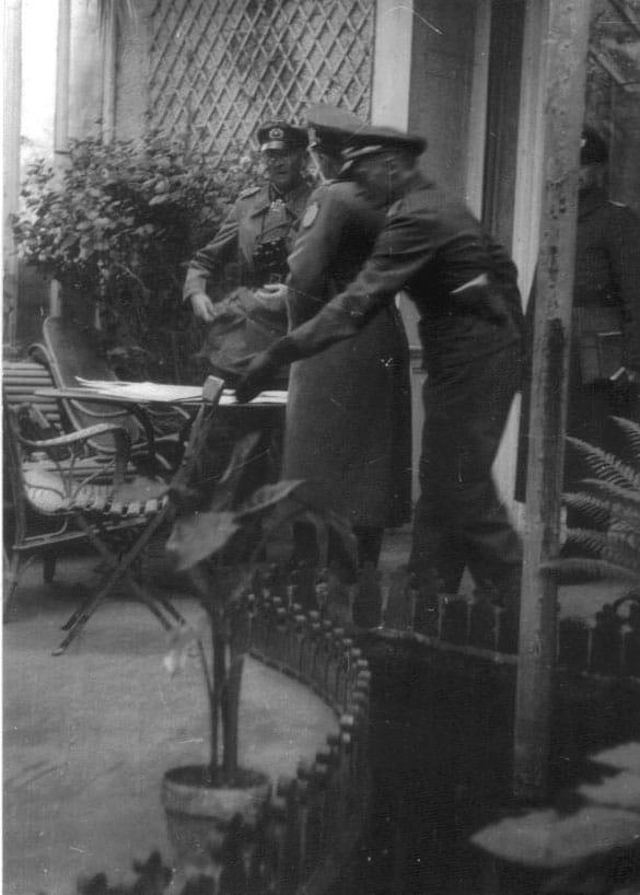 Normandy, German general officer casualties
