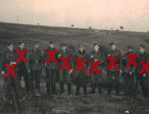 "German ""X"" Squad at Stalingrad"