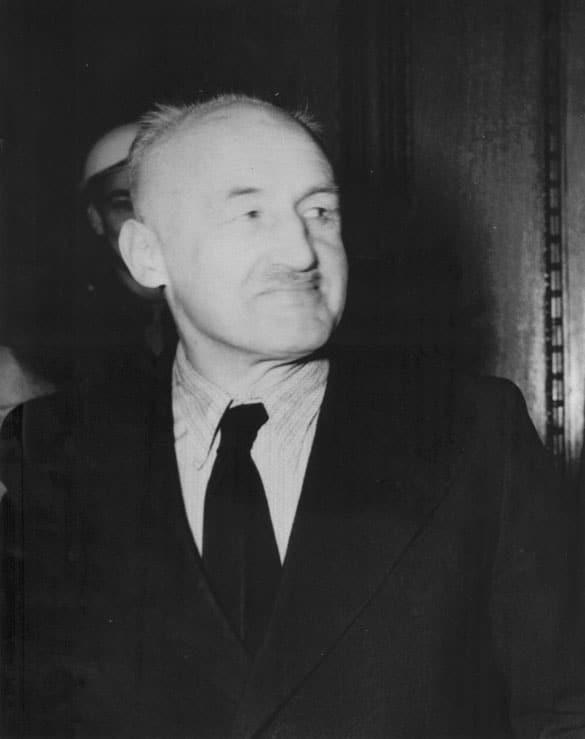 Gauleiter, hanged by John C. Woods