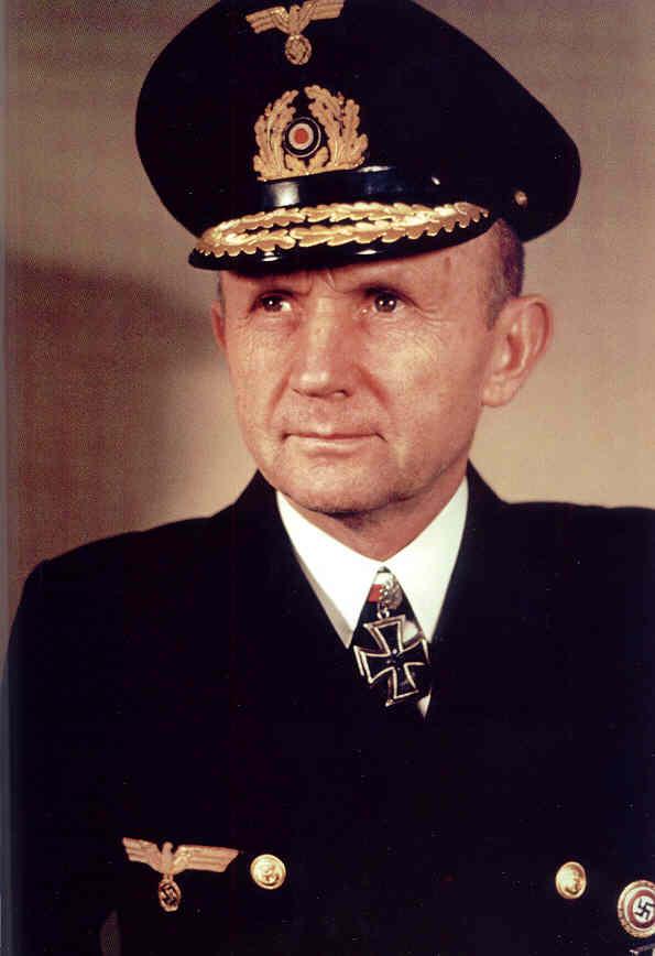 Karl Doenitz, U-boat commander, Commander of the Kriegsmarine