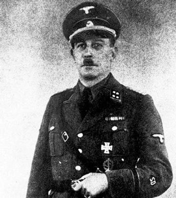 Karl Jäger, Commander Einsatzkommando 3