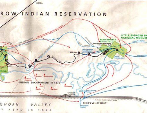 Little Bighorn Battlefield Guide