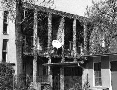 SS-Gruppenführer Odilo Globocnik's Villa in Lublin