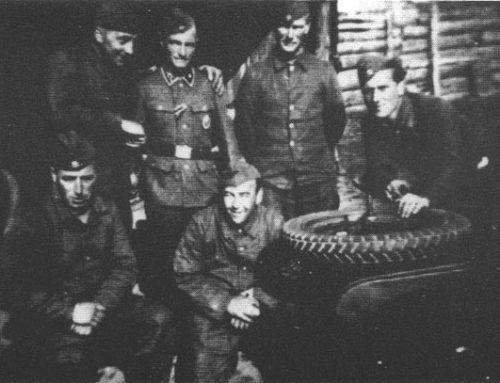 Six Enlisted Men in Sonderkommando Dirlewanger