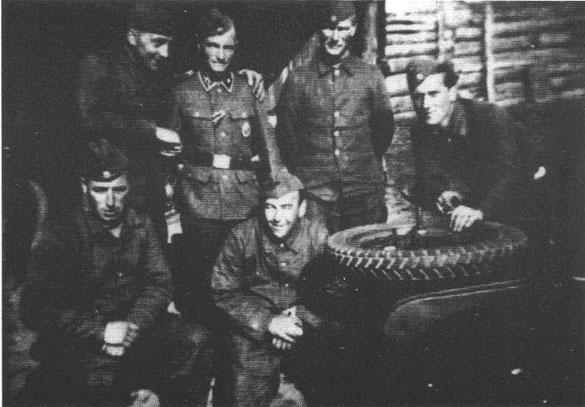 Oskar Dirlewanger, Warsaw Uprising