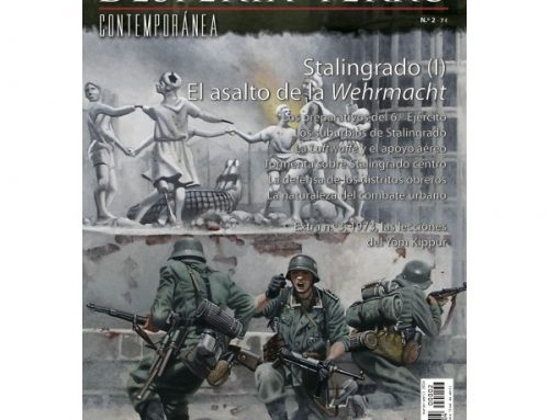 "Stalingrad Article in ""Desperta Ferro Magazine"""