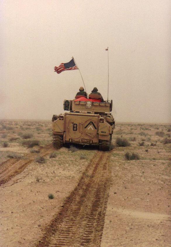 5-18 Infantry, Bradley Fighting Vehicle