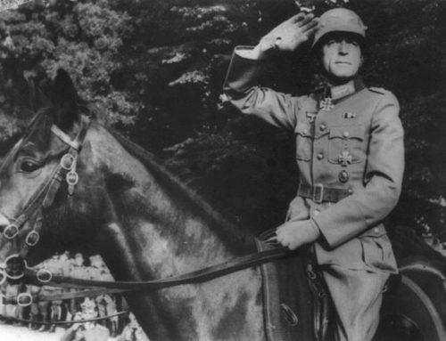 General der Infanterie Kurt von Briesen