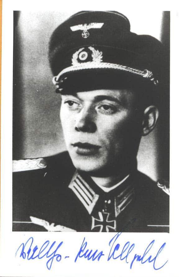 Knights Cross, son of Erich Fellgiebel