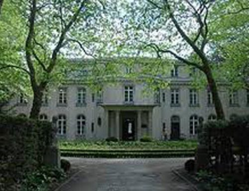 Wannsee Conference Site in Berlin