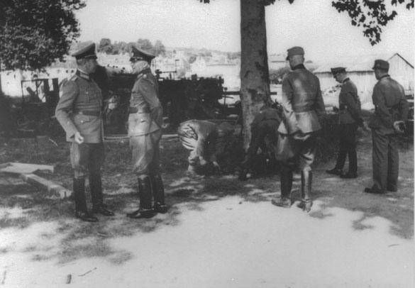 German general officer casualties, Hermann Ritter von Speck
