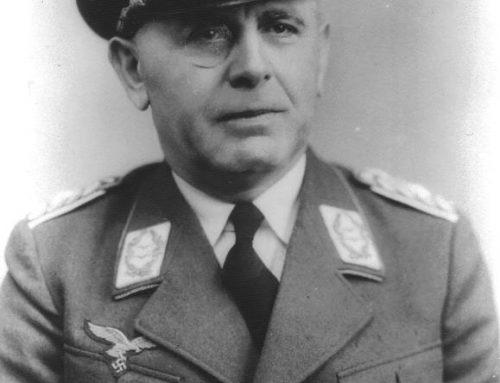 Luftwaffe Generalleutnant Wilhelm Süssmann