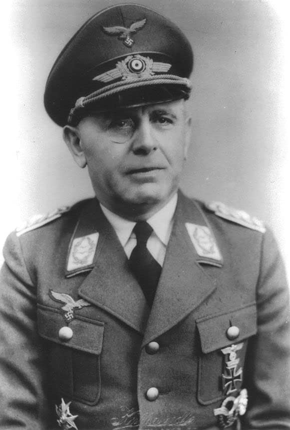 Invasion of Crete, aircrash, German general officer casualties