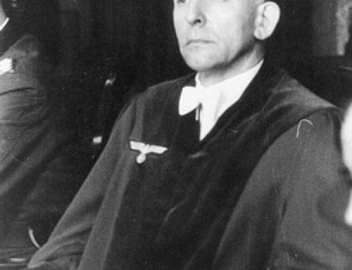 Dr. Roland Freisler